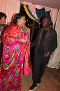FIRST LADY OF GHANA, DAVID ADJAYE, Ghana party, Venice, 8 May 2019