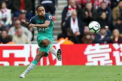 March 9, 2019 - Southampton, England, United Kingdom - Tottenham defender Kyle Walker-Peters clears upfield during the Premier League match between Southampton and Tottenham Hotspur at St Mary's Stadium, Southampton on Saturday 9th March 2019. (Credit Image: © Mi News/NurPhoto via ZUMA Press)