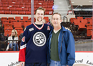 November 19, 2010: The Oklahoma City Barons play the Texas Stars in an American Hockey League game at the Cox Convention Center in Oklahoma City.
