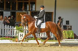 , Warendorf - Bundeschampionate 29.08. - 02.09.2012, Bailador de Amor - Westendarp, Johannes