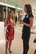 ELEONORE HALLUITTE; FRANCESCA CASTLE, Masterpiece Midsummer Party in aid of CLIC Sargent. Masterpiece London. The Royal Hospital, Royal Hospital Road, London, SW3. 3 July 2012.