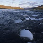 Kongakut River in the Arctic National Wildlife Refuge in Alaska.