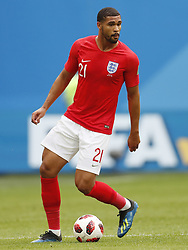 Ruben Loftus-Cheek of England during the 2018 FIFA World Cup Play-off for third place match between Belgium and England at the Saint Petersburg Stadium on June 26, 2018 in Saint Petersburg, Russia