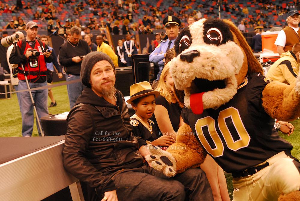 NFL Saints -Cardinals playoffs. Photo ©Suzi Altman/Suzisnaps.com