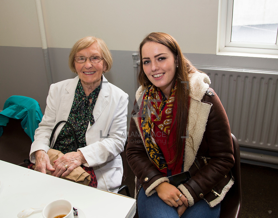 01.10.14            <br /> The Limerick City Community Safety Partnership will host a Safety Information Day for Older People. The event will feature important personal and home safety information for older people. Nutritional advice, occupational therapy, and care and repair demonstrations will also be provided. Advice and literature on a range of issues will be provided on the day by agencies including An Garda Síochána, Limerick City and County Council, Home Instead Senior Care, Limerick Fire and Rescue Service and the HSE. <br /> Attending the event at St. Johns Pavilion were, Anne Wallace, Garryowen and Laura Gleeson. Picture: Alan Place.