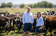 Stuart Telfer, Operations Manager and Jenna Smith, Chief Executive<br />