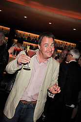 JOHN FURNIS at a party to celebrate the new Stephen Webster store on Mount Street, London W1 followed by a dinner at Maddox, Mill Street, London on 24th June 2009.