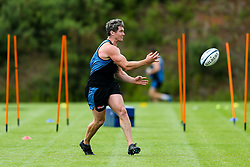 Ian Whitten in action as Exeter Chiefs take part in stage one training as Premiership Rugby clubs take the first steps towards a return to play in August after the Covid-19 enforced break - Rogan/JMP - 19/06/2020 - RUGBY UNION - Sandy Park - Exeter, England - Gallagher Premiership.