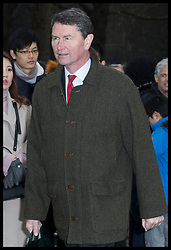 December 20, 2017 - London, London, United Kingdom - Image licensed to i-Images Picture Agency. 20/12/2017. London, United Kingdom. Tim Laurence arriving for The Queen's Christmas lunch at Buckingham Palace in London. (Credit Image: © Stephen Lock/i-Images via ZUMA Press)