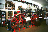 Fire Truck on display
