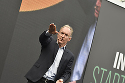 Deloitte Innovation Summit 2018 conference. In the picture: Tim Bernes Lee. 07 Nov 2018 Pictured: Tim Bernes Lee. Photo credit: Fotogramma SRL / MEGA TheMegaAgency.com +1 888 505 6342