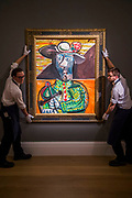 PABLO PICASSO, LE MATADOR, est £14,000,000 — 18,000,000 - Highlights From London's Flagship Sales of Impressionist, Modern, Surrealist & Contemporary Art at Sotheby's London.