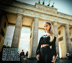 """Annkathrin Broemmel releases a photo on Instagram with the following caption: """"Throwback to the #AtomicBlonde world premiere in Berlin. The action scenes by @charlizeafrica were stunning \ud83d\udcaa\ud83c\udffc in cinemas from august 24th \ud83c\udfa5 ! Go check it out! #BerlinhatseineeigenenRegeln #sponsored"""". Photo Credit: Instagram *** No USA Distribution *** For Editorial Use Only *** Not to be Published in Books or Photo Books ***  Please note: Fees charged by the agency are for the agency's services only, and do not, nor are they intended to, convey to the user any ownership of Copyright or License in the material. The agency does not claim any ownership including but not limited to Copyright or License in the attached material. By publishing this material you expressly agree to indemnify and to hold the agency and its directors, shareholders and employees harmless from any loss, claims, damages, demands, expenses (including legal fees), or any causes of action or allegation against the agency arising out of or connected in any way with publication of the material."""