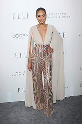 Elle Women in Hollywood Awards - Los Angeles. 16 Oct 2017 Pictured: Symphani Soto. Photo credit: Jaxon / MEGA TheMegaAgency.com +1 888 505 6342