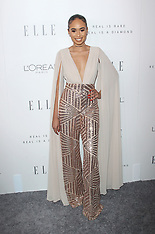 Elle Women in Hollywood Awards - 16 Oct 2017