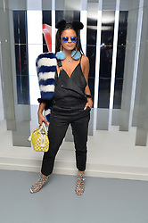 BIP LING at the Louis Vuitton Series 3 VIP Launch held at 180 Strand, London on 20th September 2015.