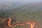 Igarape_MG, Brasil.<br /> <br /> Serra Azul em Igarape, Minas Gerais. Ao fundo Ribeirao Serra Azul.<br /> <br /> Serra Azul in Igarape, Minas Gerais. In the background Ribeirao Zerra Azul.<br /> <br /> Foto: JOAO MARCOS ROSA / NITRO