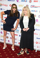 Honey G, Helen Lederer at the Sapper Support celebrity charity event for the launch of their brand-new PTSD support lanyard at The Army & Navy Club, London