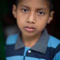 """Hungry Jesus<br /> <br /> Jesús Ángel Vásquez<br /> San Marcos de Sierra, Intibucá<br /> <br /> <br /> """"I am in fifth grade. I live near the school. I live with my mum and dad. I have three brothers. I'm the oldest one. <br /> <br /> I get up at two o'clock in the morning. My mum does the tortillas. She does good tortillas. <br /> <br /> My favourite food is rice. Sometimes we don't have much food. I'm hungry."""""""