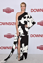 Kristen Wiig attends the premiere of Paramount Pictures' 'Downsizing' at Regency Village Theatre on December 18, 2017 in Los Angeles, California. Photo by Lionel Hahn/ABACAPRESS.COM