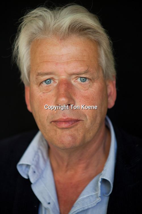 Dutch writer Sjoerd Kuyper