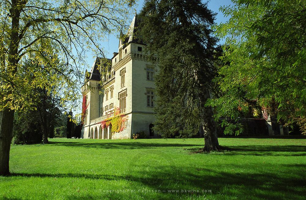 Chateau de Pitray. Cote de Castillon, Bordeaux, France.
