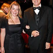 NLD/Utrecht/20101001 - NFF 2010 - Gouden Kalveren 2010 uitreiking, Atzo Nicolai en partner