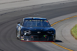 July 29, 2018 - Long Pond, PA, U.S. - LONG POND, PA - JULY 29:  Monster Energy NASCAR Cup Series driver Reed Sorenson Chevrolet (7) drives during the Monster Energy NASCAR Cup Series - 45th Annual Gander Outdoors 400 on July 29, 2018 at Pocono Raceway in Long Pond, PA. (Photo by Rich Graessle/Icon Sportswire) (Credit Image: © Rich Graessle/Icon SMI via ZUMA Press)
