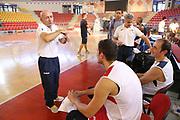 DESCRIZIONE : Roma Lega A 2013-2014 Allenamento Virtus Roma<br /> GIOCATORE : Luca Dalmonte Tonolli Righetti<br /> CATEGORIA : ritratto curiosita fair play<br /> SQUADRA : Virtus Roma<br /> EVENTO : Allenamento Virtus Roma<br /> GARA : <br /> DATA : 25/09/2013<br /> SPORT : Pallacanestro <br /> AUTORE : Agenzia Ciamillo-Castoria/M.Simoni<br /> Galleria : Lega Basket A 2013-2014  <br /> Fotonotizia : Roma Lega A 2013-2014 Allenamento Virtus Roma<br /> Predefinita :