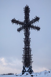 Holy Cross Monument