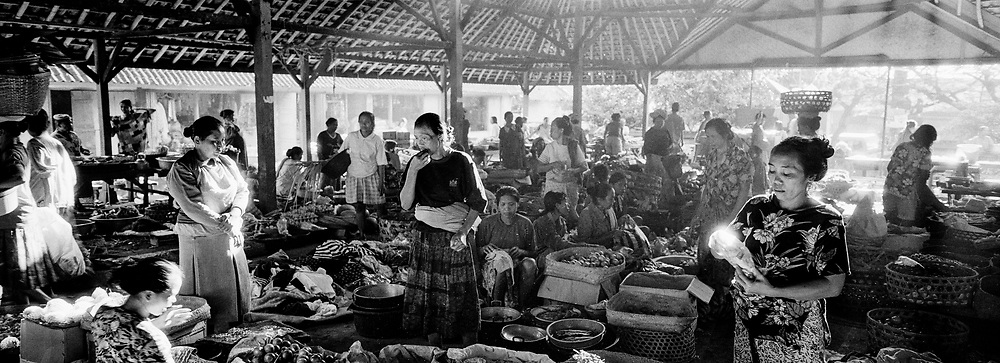 Market Day, Bali, Indonesia, April 2000