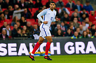 England Crystal Palace on loan from Chelsea Ruben Loftus-Cheek (10)  during the International Friendly match between England and Brazil at Wembley Stadium, London, England on 14 November 2017. Photo by Simon Davies.