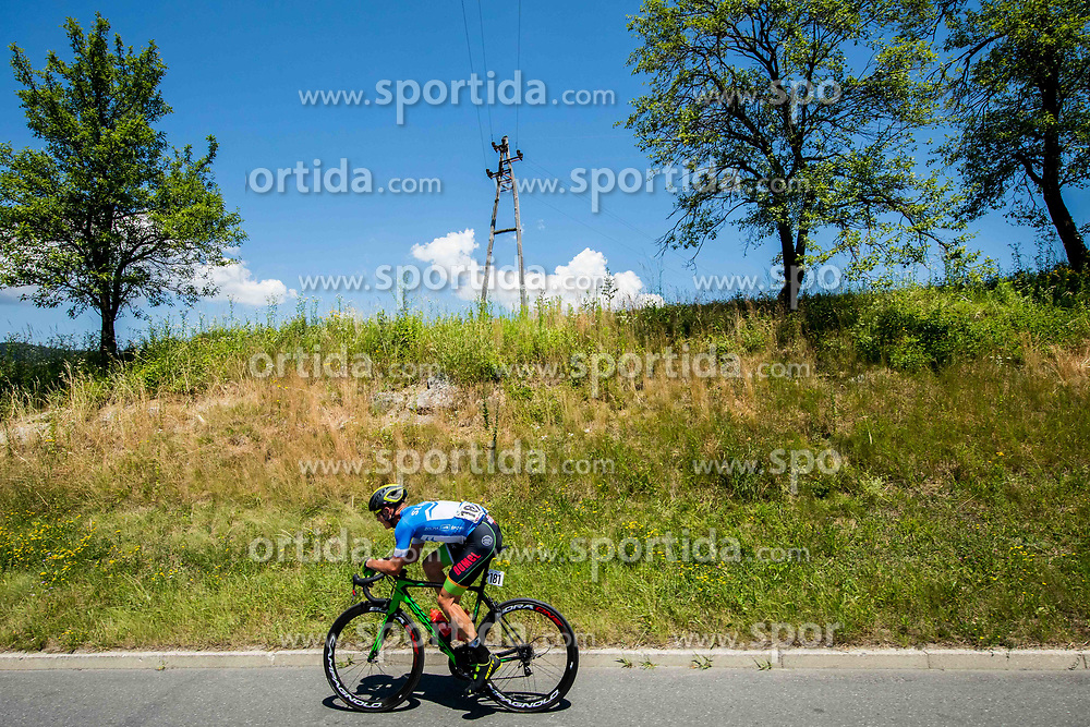 Matej Drinovec (SLO) of Slovenia during 2nd Stage of 26th Tour of Slovenia 2019 cycling race between Maribor and  Celje (146,3 km), on June 20, 2019 in Celje, Maribor, Slovenia. Photo by Vid Ponikvar / Sportida