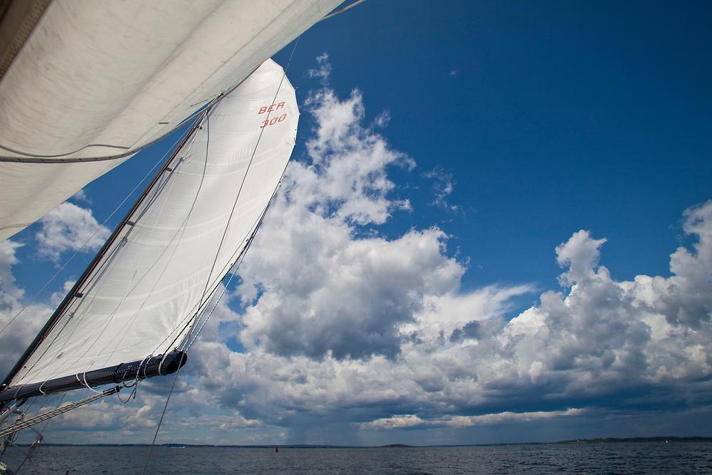 Casco Bay<br /> 2009 Halifax-Jamestown