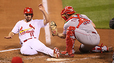 Cincinnati Reds v St. Louis Cardinals - 12 Sept 2017