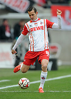 Fotball<br /> Tyskland<br /> 07.02.2015<br /> Foto: Witters/Digitalsport<br /> NORWAY ONLY<br /> <br /> Pawel Olkowski (Koeln)<br /> <br /> Fussball Bundesliga, 1. FC Köln - SC Paderborn 07