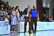DESCRIZIONE : Eurocup 2013/14 Gr. J Dinamo Banco di Sardegna Sassari -  Brose Basket Bamberg<br /> GIOCATORE : Romeo Sacchetti<br /> CATEGORIA : Allenatore Coach<br /> SQUADRA : <br /> EVENTO : Eurocup 2013/2014<br /> GARA : Dinamo Banco di Sardegna Sassari -  Brose Basket Bamberg<br /> DATA : 19/02/2014<br /> SPORT : Pallacanestro <br /> AUTORE : Agenzia Ciamillo-Castoria / Luigi Canu<br /> Galleria : Eurocup 2013/2014<br /> Fotonotizia : Eurocup 2013/14 Gr. J Dinamo Banco di Sardegna Sassari - Brose Basket Bamberg<br /> Predefinita :