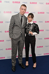 WILL POULTER and SALLY HAWKINS at the Glamour Women of The Year Awards in Association with Next held in Berkeley Square Gardens, Berkeley Square, London on 3rd June 2014.