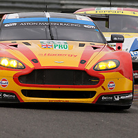 Aston Martin Racing  Aston Martin Vantage #99 driven by Alex MacDowall / Fernando Rees / Richie Stanaway, WEC 6 Hours of Spa-Francorchamps 2015