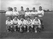 1952 - Soccer League, Waterford v Transport, Harold's Cross Park