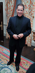 VISCOUNT LINLEY at a party to celebrate the publication of Gosling - Classic Design for Contemporary Interiors by Tim Gosling held at William Kent House, The Ritz Hotel, London on 1st October 2009.