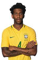 Football Conmebol_Concacaf - <br />Copa America Centenario Usa 2016 - <br />Brazil National Team - Group B - <br />Carlos Gilberto Nascimento Silva