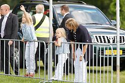 Princesses Amalia and Ariana visiting Breda Hippique<br /> Breda Hippique 2010<br /> © Dirk Caremans