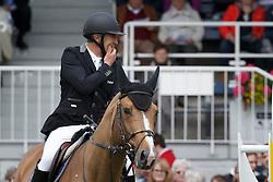 Bost Roger Yves, (FRA), Qoud Coeur de la Loge<br /> Rolex Grand Prix, The Grand Prix of Aachen<br /> Weltfest des Pferdesports Aachen 2015<br /> © Hippo Foto - Dirk Caremans<br /> 31/05/15