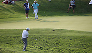 Graeme McDowell (NIR) settles for par on the 12th during Round One of the 2015 Alstom Open de France, played at Le Golf National, Saint-Quentin-En-Yvelines, Paris, France. /02/07/2015/. Picture: Golffile | David Lloyd<br /> <br /> All photos usage must carry mandatory copyright credit (© Golffile | David Lloyd)