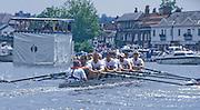 Henley, GREAT BRITAIN,  Penn USA vs INSA FRA. Henley Royal Regatta, Henley Reach, 2-6 July 1997, Henley, ENGLAND [Mandatory Credit, Peter Spurrier/Intersport-images] 1997 Henley Royal Regatta, Henley, Great Britain