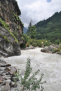 India, Himachal Pradesh, khirganga, Parvati valley, landscape