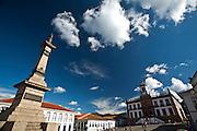 Ouro Preto_MG, Brasil...Praca Tiradentes em Ouro Preto...Tiradentes square in Ouro Preto...Foto: JOAO MARCOS ROSA / NITRO