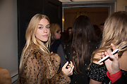 MARY CHARTERIS, Isabella Blow: Fashion Galore! private view, Somerset House. London. 19 November 2013