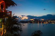Sunset, Twilight, Zihuataneo, Guerrero, Mexico